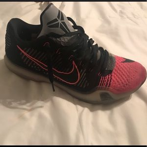 Nike Kobe 10 elite low mambacurial